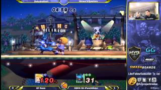 The two best Luca* players – HF Neon (Lucas) vs. iPunchKidsz (Lucario)