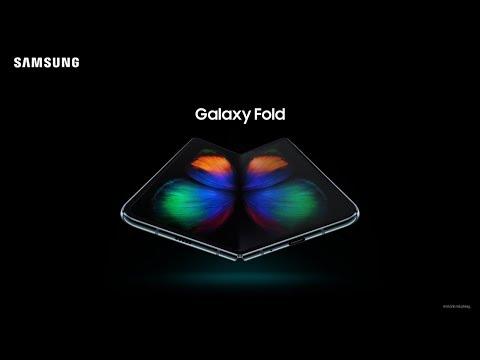 Chạm vào tuyệt tác của tương lai - Galaxy Fold