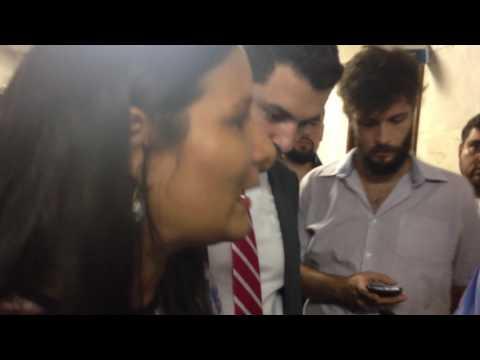 2 - Confusão na Câmara Municipal: Juliana Cardoso (PT) x Fernando Holiday (DEM) (видео)