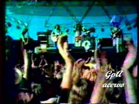 Programa Jet Music TV Tupi 1976