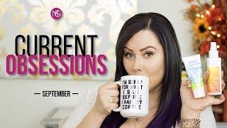 Current Obsessions September | Makeup Geek by Makeup Geek