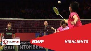 Video YONEX All England Open 2018   Badminton XD - SF - Highlights   BWF 2018 MP3, 3GP, MP4, WEBM, AVI, FLV Juni 2019