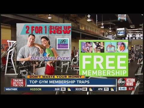 Don't Waste Your Money: Gym signup warning: What to ask before you sign