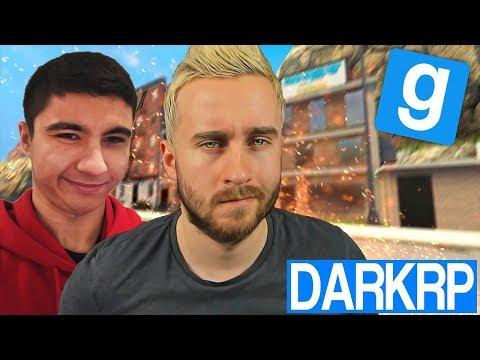 LES FLICS DE LA BAC 8 ! - Garry's Mod DarkRP (видео)