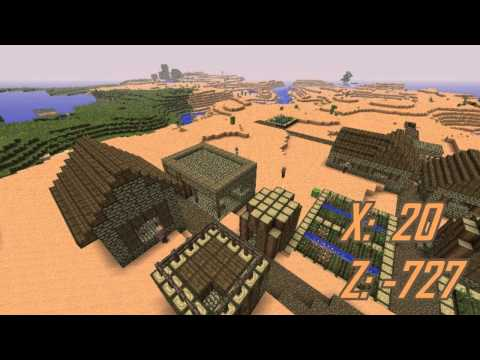 Minecraft's Legendary Seeds | Diamond Village [1.7] | Episode 5