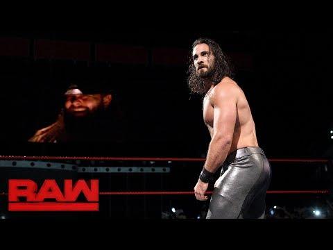Seth Rollins vs. Curt Hawkins: Raw, June 26, 2017 (видео)