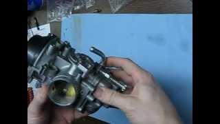 7. Suzuki DR650 Mikuni carburetor re-jetting using Six Sigma Jet Kit