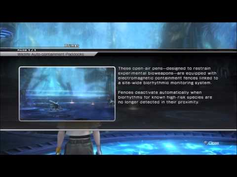 preview-Let\'s Play Final Fantasy 13! - 021 - Bioweapon Research Site D, Gapra Whitewood (ctye85)