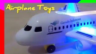 Garuda Indonesia Airplane Toys (Aircraft Toys) ✈️ Mainan Pesawat Terbang Garuda Indonesia Aerobus ✈️