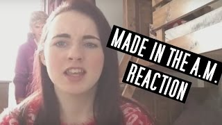 Made In The A.M. (Deluxe Edition) Reaction Video