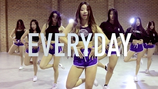 Video Ariana Grande - Everyday | LUCY LEE CHOREOGRAPHY @ IMI DANCE STUDIO MP3, 3GP, MP4, WEBM, AVI, FLV April 2018