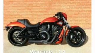 9. 2011 Harley-Davidson VRSC Night Rod Special Features, Details