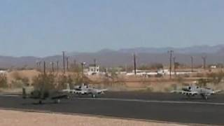 A-10's Go To War - Bombs Guns And Fire! Simply Awesome - RC Jets Turbine Power