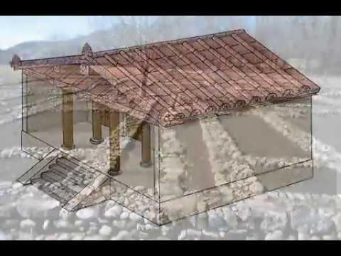 archeologia - marzabotto: un modello di urbanistica etrusca