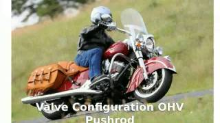 9. 2014 Indian Chief Vintage Specification & Details