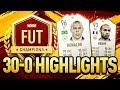 Download Lagu 30-0 FUT CHAMPIONS HIGHLIGHTS | MY FIRST FIFA 19 GAMEPLAY Mp3 Free