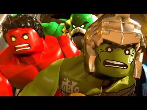 LEGO Marvel Super Heroes - GameSpot