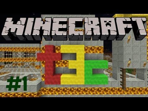 Let's Play Minecraft Adventure-Maps [Deutsch/HD] - t3c reloaded #1