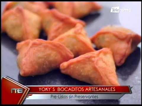 Yory's Bocaditos Artesanales Pre-Listos sin preservantes