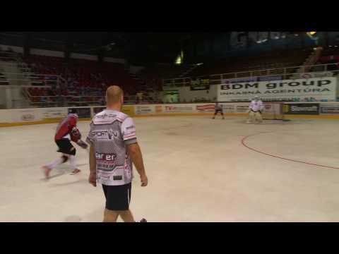 The Red Rats Kežmarok - Slovensko U20 3:2 s.n.
