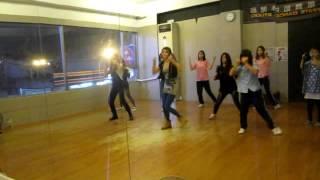 【台南舞蹈教學】02/01 (五)妮可老師 - New Jazz 初級班