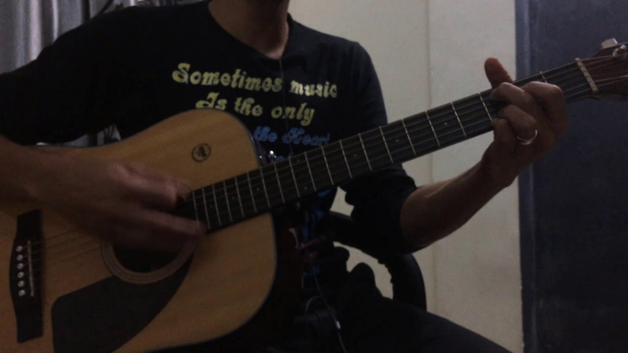 4 Songs 3 Chords | Bollywood Love songs Mashup on Guitar
