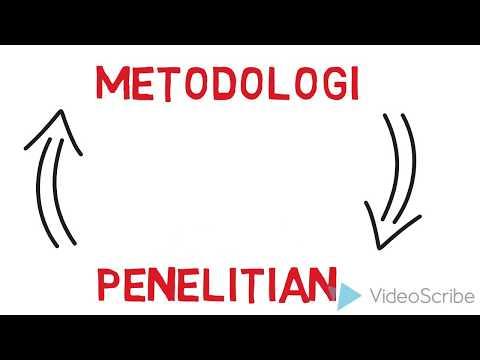 [Materi] Metodologi Penelitian adalah