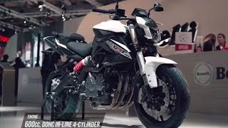 7. 2020 Benelli TNT 600i Unveiled at EICMA Motors show Milan