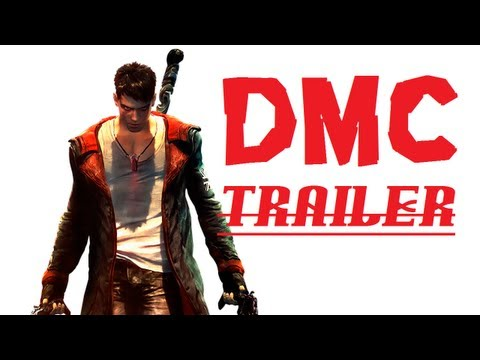 Devil May Cry — Трейлер с ComicCon 2012
