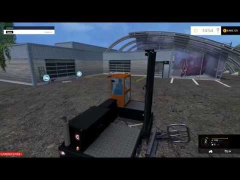Hubtex Sideloader v3.0 Final
