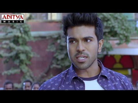 Ram Charan Powerful Dialogues-Yevadu Movie Trailer
