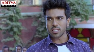 Ram Charan Powerful Dialogues-Yevadu Movie Trailer
