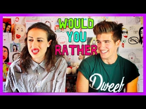 would you rather team s idea