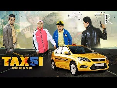 Taxi-5 uchun g'oya (o'zbek film) | Такси-5 учун гоя (узбекфильм) #UydaQoling