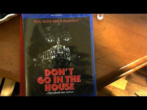 Dont Go In The House Blu Ray Review