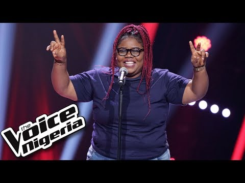 Jahtell Ilem sings 'Freaking Perfect'/ Blind Auditions / The Voice Nigeria Season 2