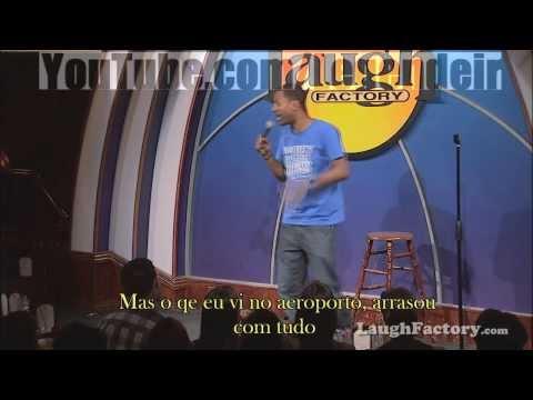 Stand Up - Tony Rock - A coisa mais branca do mundo (Legendado PT-BR)