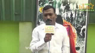 AK Ramji at Virudhalaam Pattu Trailer Launch