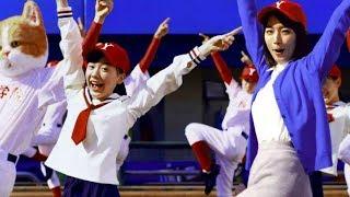 芦田愛菜&吉岡里帆&中田圭祐「と思いきやダンス」/ワイモバイルCM(30秒)