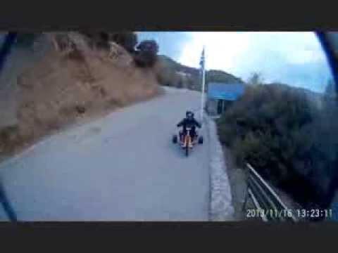CYPRUS DRIFT TRIKE 16/11/2013 (видео)