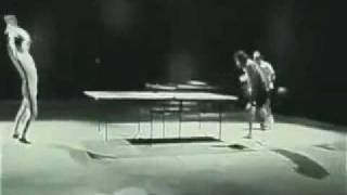 Table Tennis Highlights, Video - Bruce Lee- Ping Pong (Full Version)
