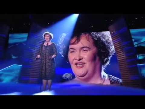 Disco de Susan Boyle en Primer Lugar
