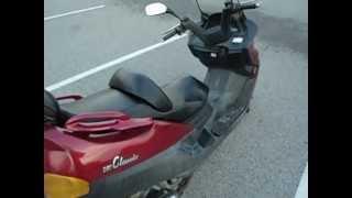 9. 2006 Linhai 260 Classic Scooter