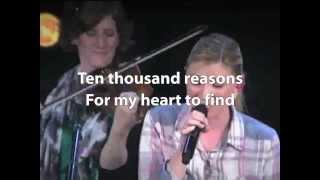Video 10000 Reasons(Bless the Lord), Matt Redman, played by Bethel Church. Large Lyrics(ver.1) MP3, 3GP, MP4, WEBM, AVI, FLV Juli 2019