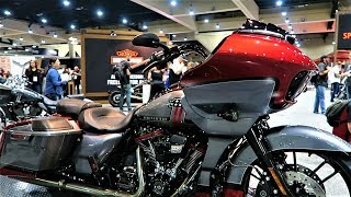 """9. 2019 CVO Road Glide Harley-Davidson """"First Look"""" │ All 3 Colors Shown"""