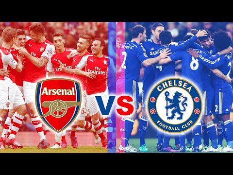 ARSENAL vs CHELSEA 2-2 All Goals & Highlights 03 01 2018 HD