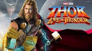 Thor 4 Teaser Beta Ray Bill - Marvel News Breakdown