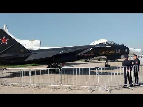 The Sukhoi Su-47 Berkut, also designated...