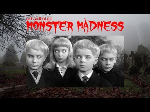 Village Of The Damned (1960) Monster Madness Review #6