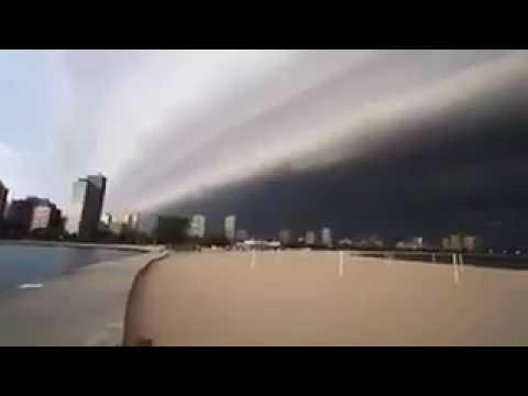 Supercell Chicago, EEUU  22.09.16_Legjobb vide�k: Id�j�r�s, vihar vide�k